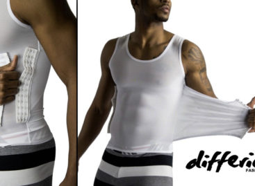 A COMPRESSION TANK TOP FOR MEN GAINING POPULARITY