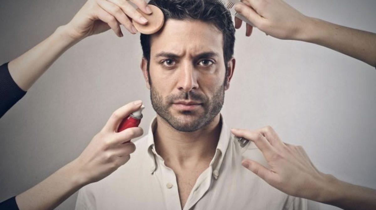 Men's Wiki to Makeup