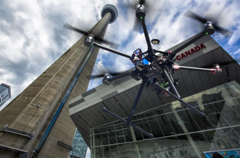 Drone Photography And Aerial Surveying Facility In Toronto