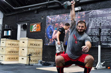 How to Dress Up for CrossFit Training?