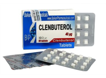 Do You Know About Powerful Clenbuterol 40mcg Tablets?