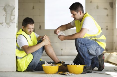 What to do When You Are Injured in the Work Place