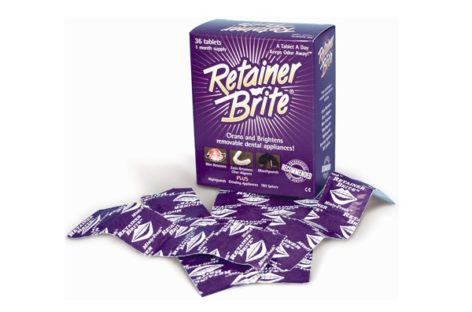 How to Use Retainer Brite?
