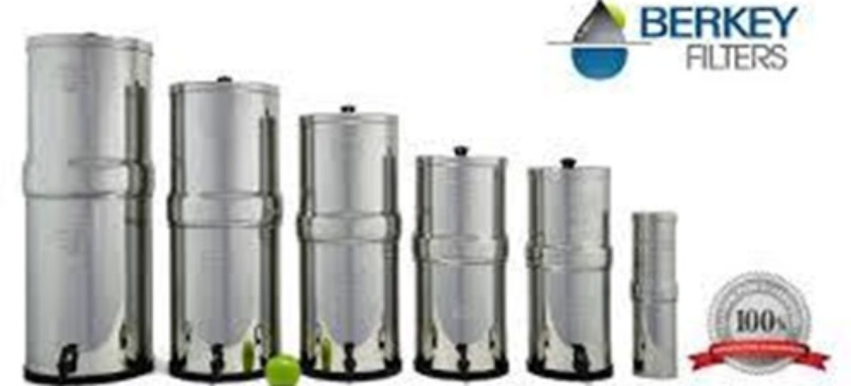 How does a Berkey water filtration work?