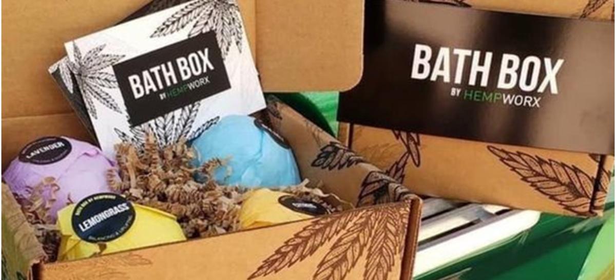 Enjoy the benefits of HempWorx CBD Bath Bombs!