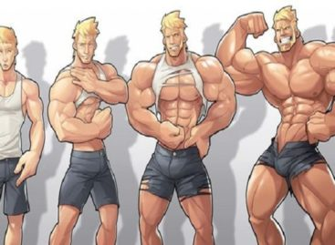 Human Growth Hormone Helps in Muscle Gain