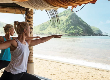 The Best Place for Yoga in Lombok Island, Indonesia