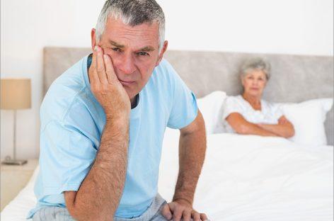 5 Reasons Responsible for Erectile Dysfunction in Men