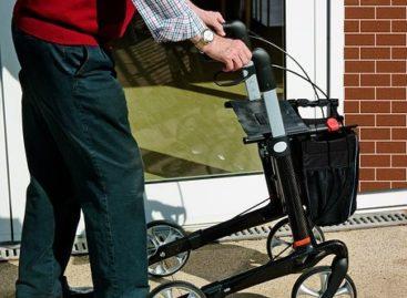 The Benefits of a Rollator Walker
