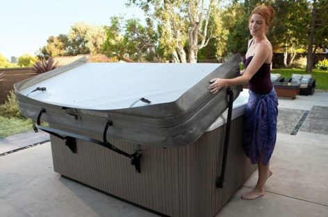 What are the health benefits of spa chemicals in hot tubs and spas?