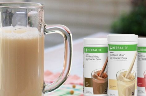 Herbalife Nutrition Formula 1 Nutritional Shake Review